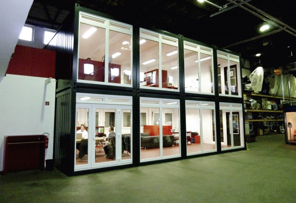 Office container unit