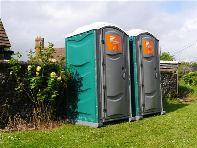 RS French portable toilet